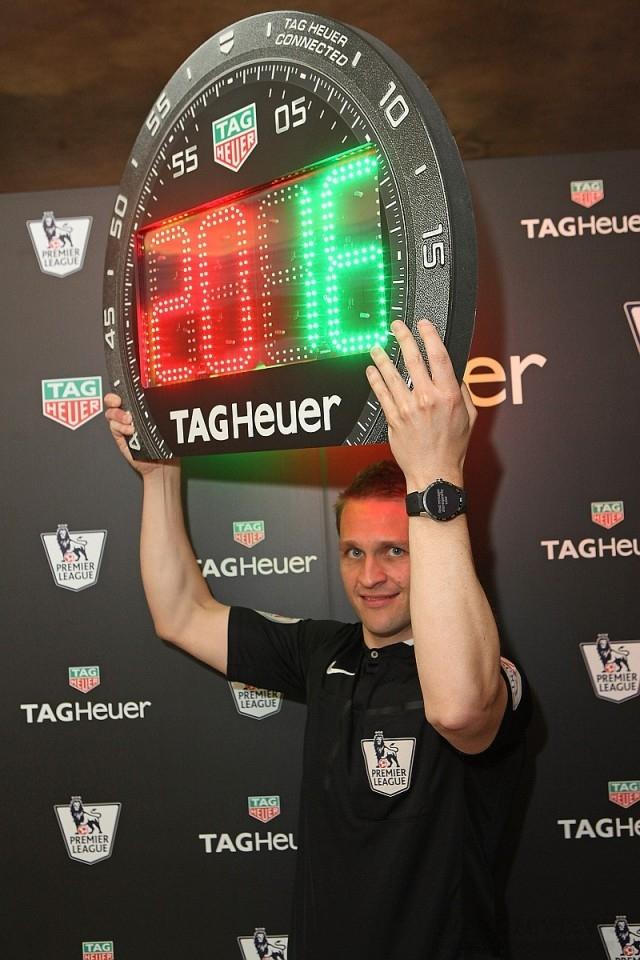 TAG Heuer Carrera計時碼錶造型時間牌(倫敦)