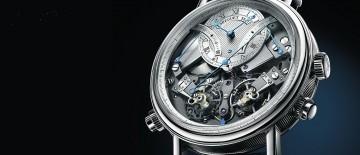 揉合當代與傳統的真正創新:寶璣 Tradition 7077 獨立計時碼錶