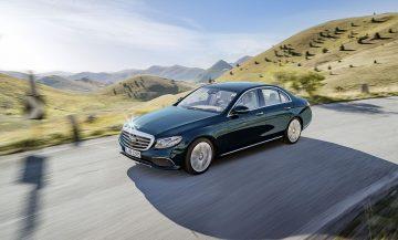 級距開創者:豪華中大型王者Mercedes-Benz E-Class簡史與揭開歷史新頁的全新W213車款