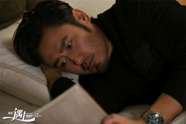 吳秀波在劇中佩戴五十噚飛返計時碼錶,在劇中見證他與女主角之間的甜蜜愛情。
