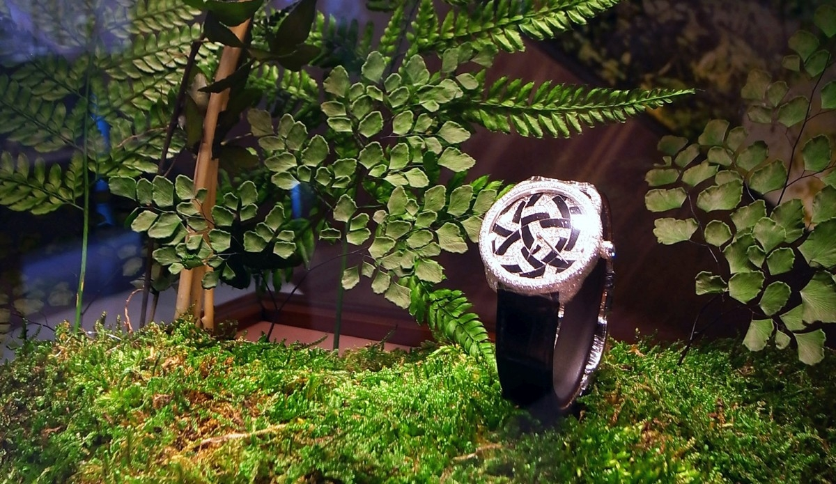 愛馬仕珍稀腕錶首度於金生儀忠孝店舉辦鑒賞會