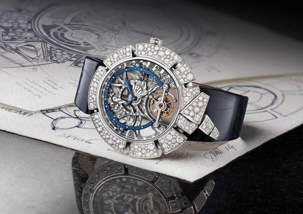 源源不絕的新生命,寶格麗全新Serpenti Incantati腕錶
