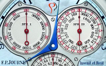 F.P.Journe特製Centigraphe Souverain腕錶慈善拍賣,支持醫學研究院ICM
