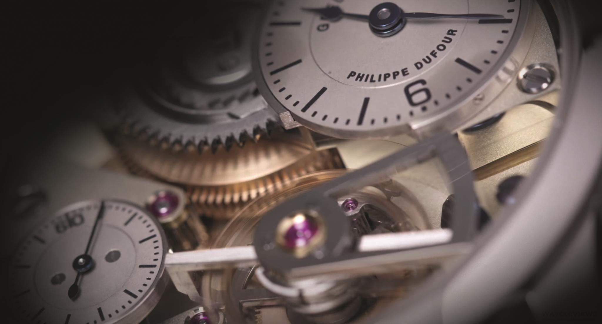復興傳統製錶技藝,Montre Ecole腕錶百萬美元售出