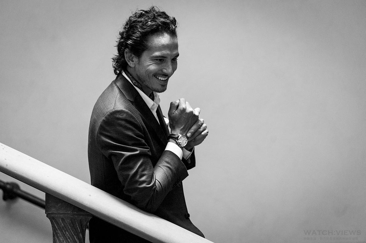 體驗Drive Man隨心而行的獨幟風尚:卡地亞於 Pitti Uomo男裝展舉辦Drive de Cartier腕錶系列風格展