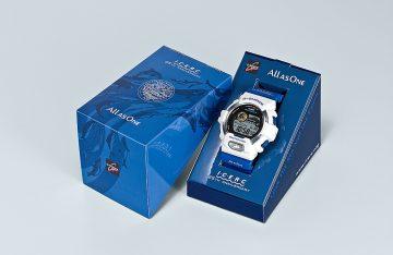 G-SHOCK x I.C.E.R.C 25周年紀念鯨豚系列日本國限定商品,全球海外G-SHOCK STORE限量發售