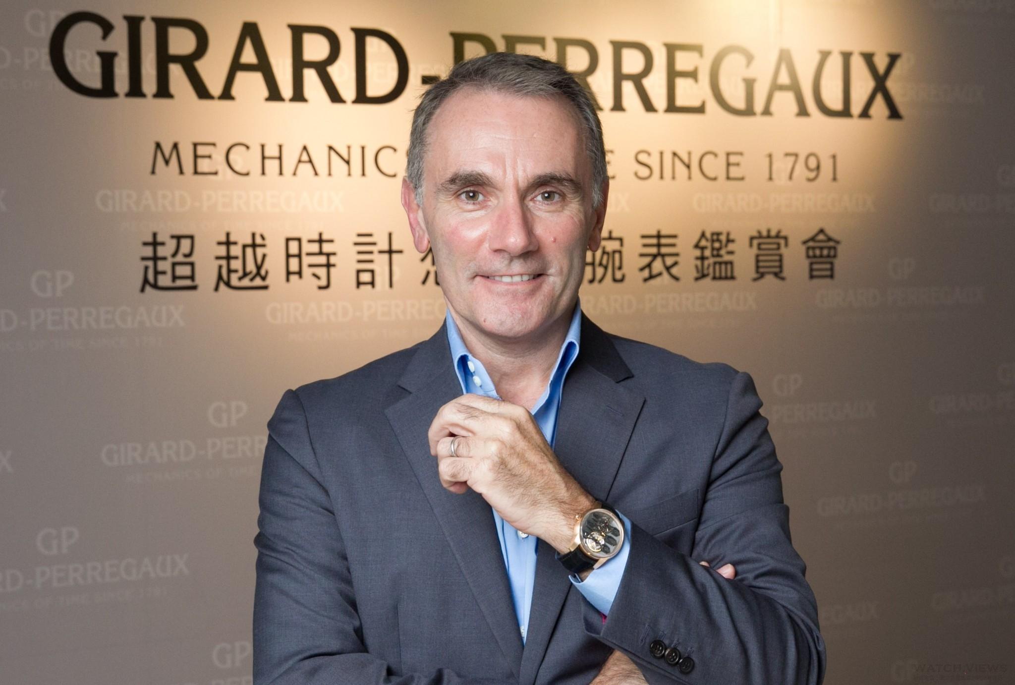 【人物專訪】整裝旗鼓、蓄勢待發:芝柏錶全球業務總監Jean-Marc Bories