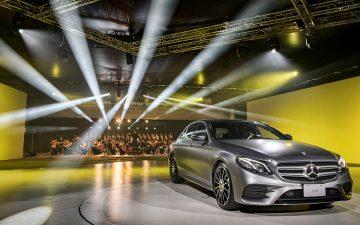 智能鉅作磅礡登場:Mercedes-Benz全新E-Class正式發表,再立豪華中大型房車典範