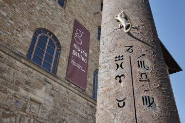 沛納海為伽利略博物館復修巨型日晷