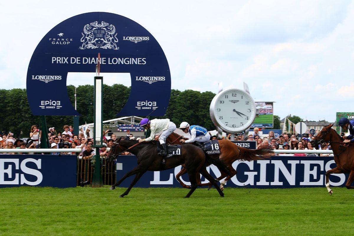 La Cressonnière勇奪2016年浪琴表黛安娜馬術大賽冠軍