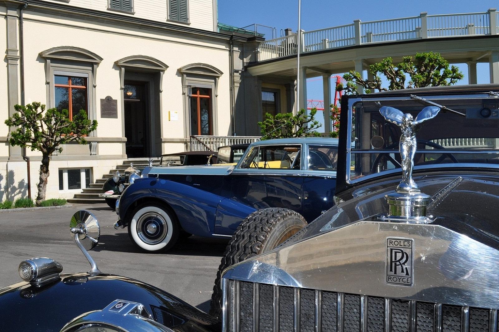 當勞斯萊斯遇上亨利慕時:H. Moser & Cie.勞斯萊斯車迷俱樂部限量腕錶