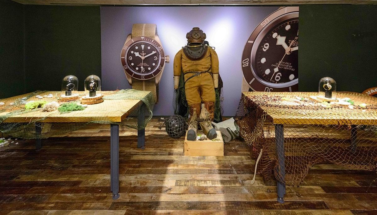 復古經典+自製機芯+創新材質: Tudor帝舵2016新錶全線抵台出擊