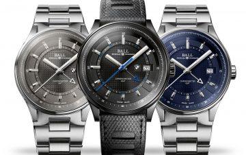 把每個行程變成一個旅程:BALL For BMW GMT Chronometer腕錶