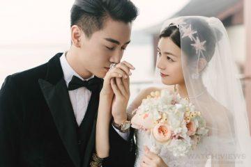 陳妍希陳曉大婚 卡地亞見證幸福時刻