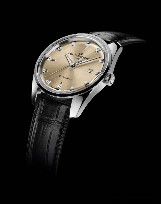 Girard-Perregaux 1957 腕表新作,建議售價:NT$312,400