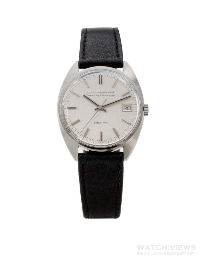 GP芝柏表於 1957年推出的Gyromatic系列腕錶。