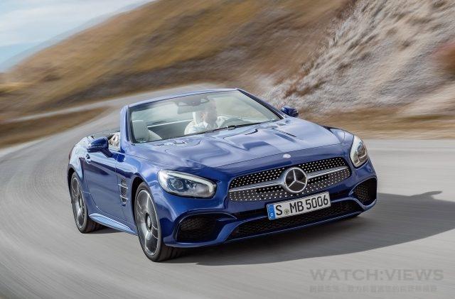 Mersedes-Benz 全新SL即將在台亮相