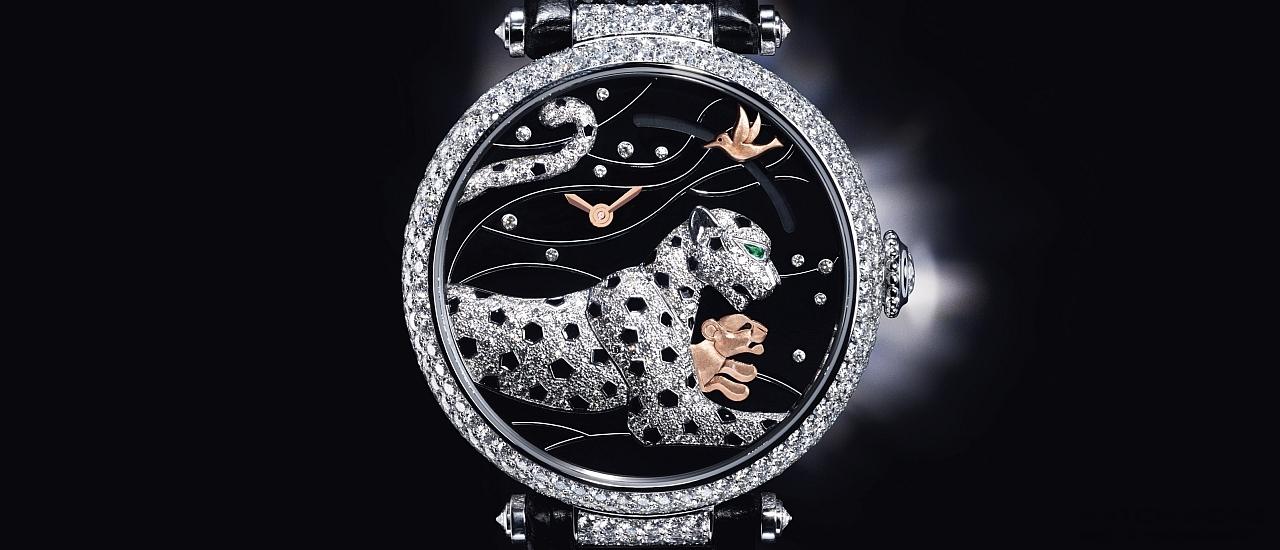 卡地亞以頂尖珠寶工藝,形塑經典不敗的美洲豹優雅身形