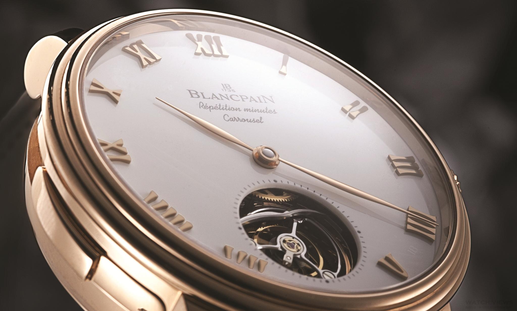 熱情如火的計時工藝,寶鉑高複雜頂級腕錶於台北101專賣店限期展出