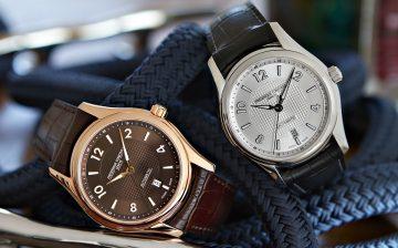 康斯登為紀念豪華木製賽艇,推出兩款全新的Runabout 賽艇系列腕錶