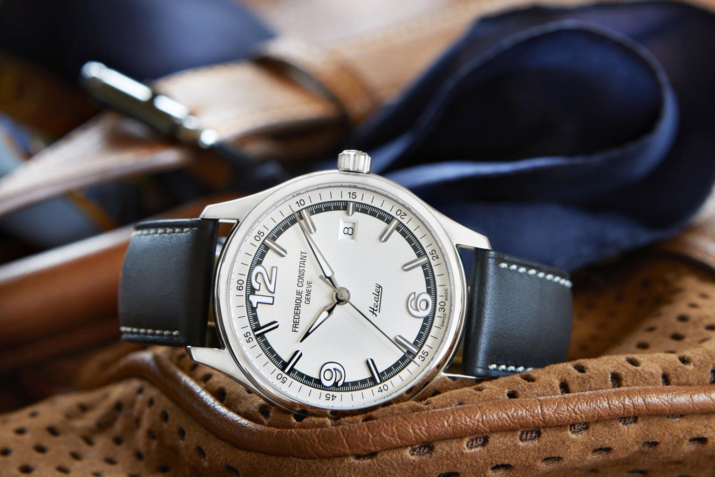 活出賽車與製錶熱情:康斯登全新Austin Healey古董賽車限量腕錶