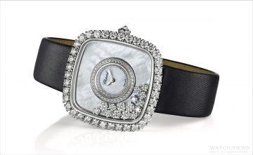 典雅風韻、富麗精緻:蕭邦2016年全新 Imperiale與Happy Diamonds腕錶