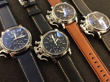 Graham經典復古風潮:Chronofighter Vintage 15週年紀念腕錶