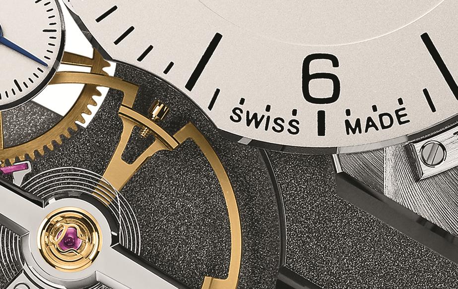 瑞士聯邦議會重新定義「SWISS MADE」,2017年起正式生效