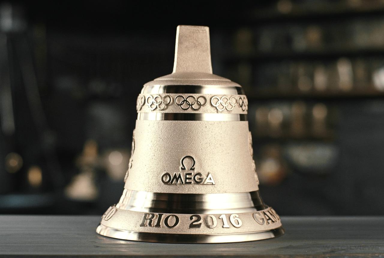 2016 奧運官方計時夥伴OMEGA 百萬分之一秒,極致的精準挑戰!