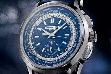 無畏時計的偉大探險:百達翡麗世界時間腕錶與世界時間計時腕錶