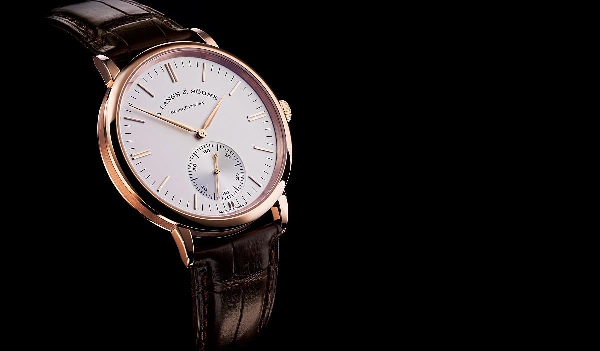 簡約中盡見非凡獨到:從Saxonia看見朗格為每一枚腕錶所注入的精湛工藝
