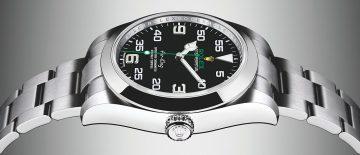 向航空致敬:勞力士Oyster Perpetual Air-King腕錶