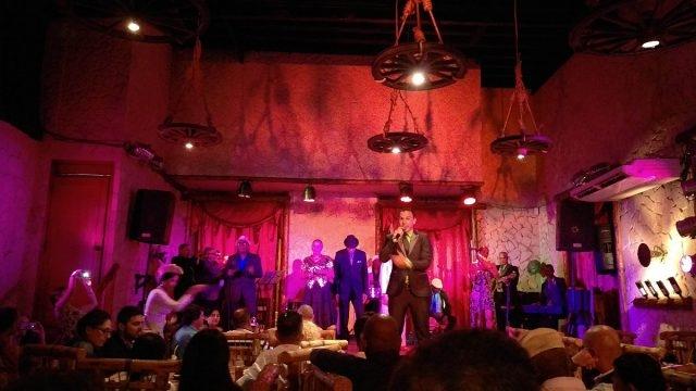 古巴 Buena Vista Social Club 熱情音樂表演
