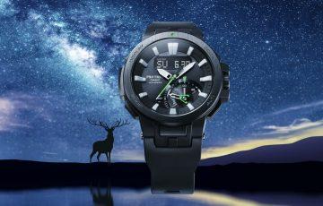上山下海探索大自然的最佳首選:CASIO PRO TREK PRW-7000全新系列