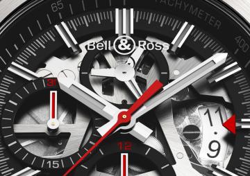 機械的動力與熱情:Bell & Ross年度新品正式抵台