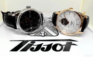 傳統與科技:Tissot的古典、現代計時之作
