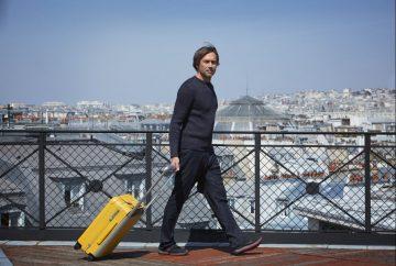 Louis Vuitton路易威登全新Horizon滾輪行李箱