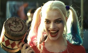 好萊塢女星-瑪格·羅比配戴卡地亞珠寶,出席《自殺突擊隊Suicide Squad》電影首映活動