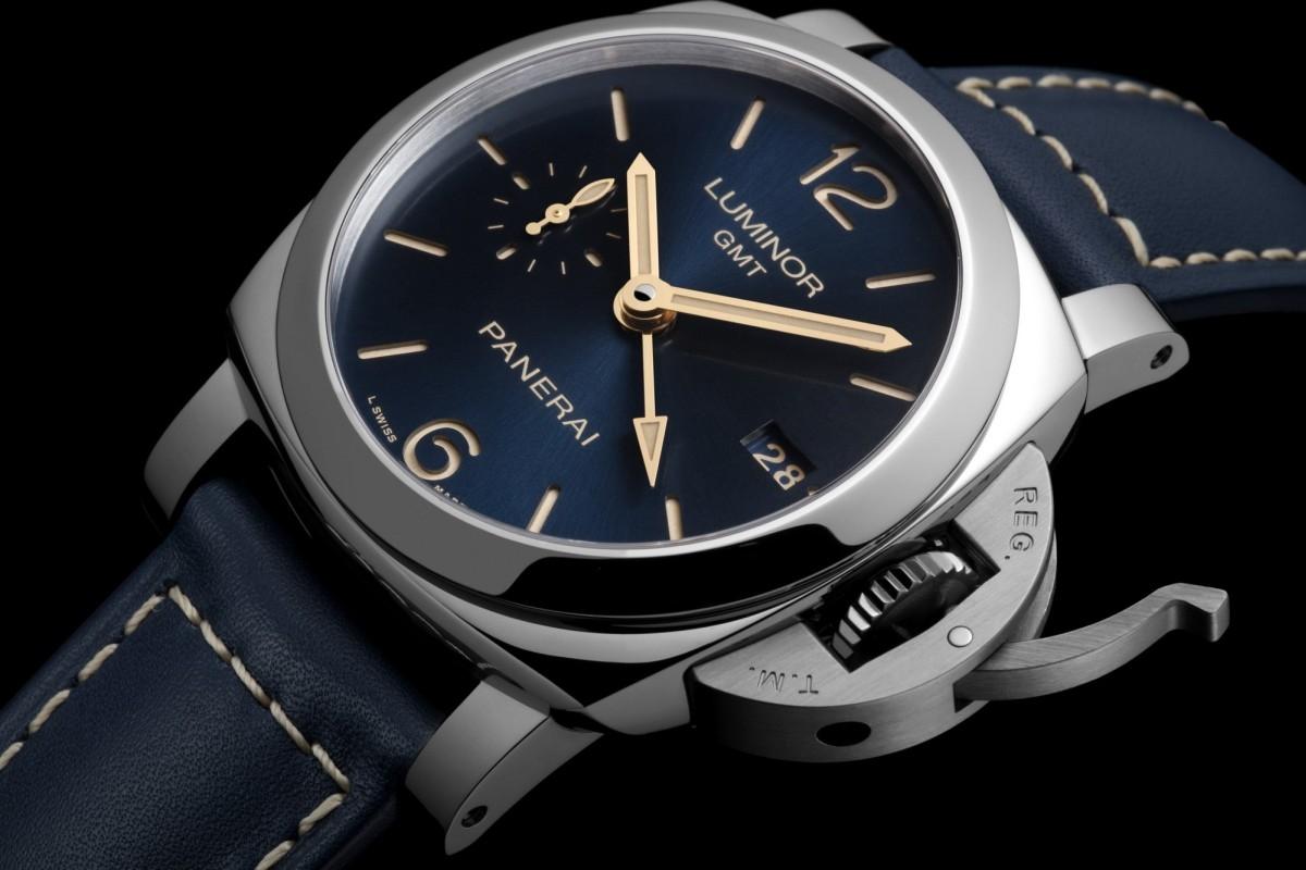 見證海洋與光線的邂逅:沛納海特別呈獻四款Blue Dial藍色錶盤系列腕錶