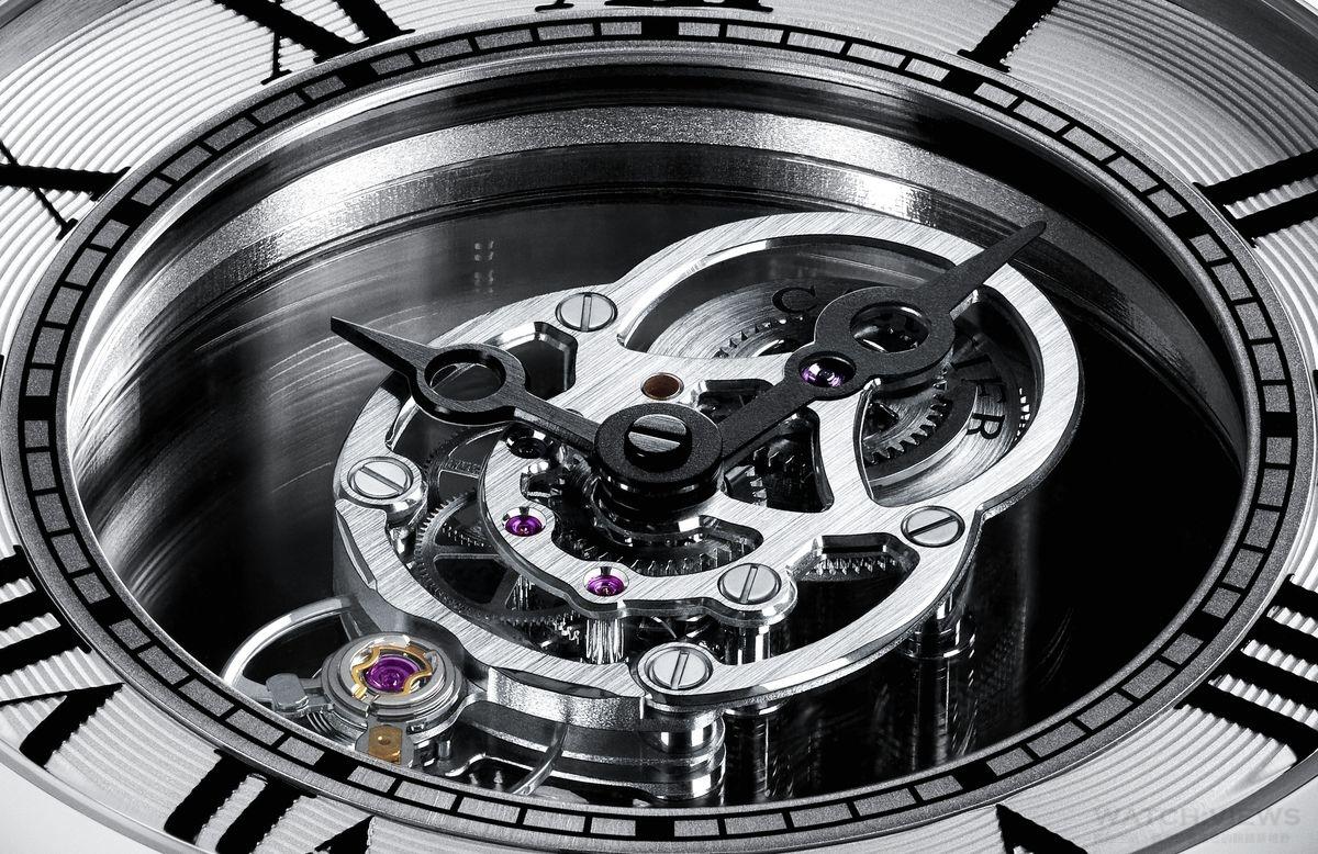 機械‧珠寶‧美洲豹:卡地亞「珍稀‧時刻」腕錶展8月25至27日於台北寒舍艾美酒店展出
