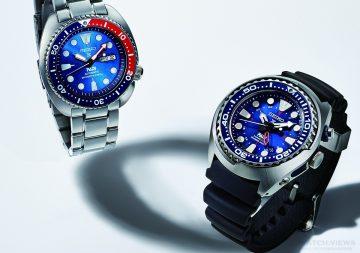 愛護海洋、保護大海:SEIKO PROSPEX與PADI推出聯名錶款,共同守護地球最美的蔚藍之心
