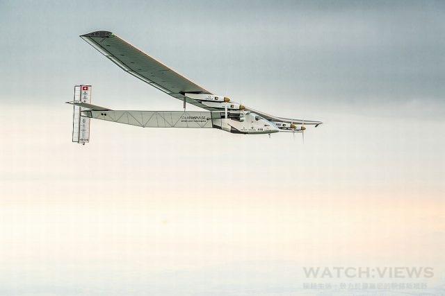 Solar Impulse太陽能飛行計畫順利以太陽能為動力完成了環遊世界之旅的創舉,象徵著新時代到來。