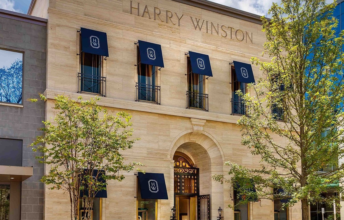 『鑽石之王』海瑞溫斯頓休士頓品牌專門店嶄新隆重開幕