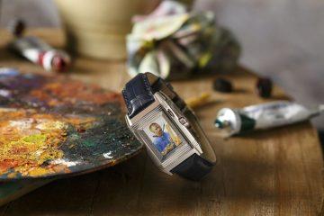 工藝與藝術的完美交融:積家Métiers Rares珍稀工藝琺瑯彩繪