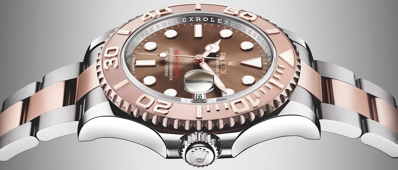 揚帆遠航的腕錶:勞力士Oyster Perpetual Yacht-Master 40蠔式恒動遊艇名仕型腕錶