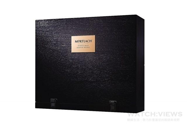 MORTLACH慕赫2.81 限量珍藏組禮盒,臻藏價NTD$ 32,000元。