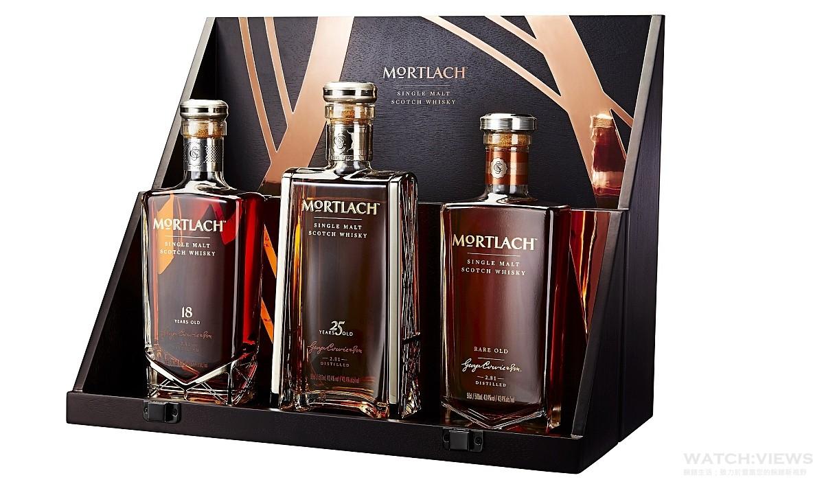頂級奢華酒液成就最卓爾不凡新春贈禮品味:MORTLACH慕赫2.81蘇格蘭單一麥芽威士忌