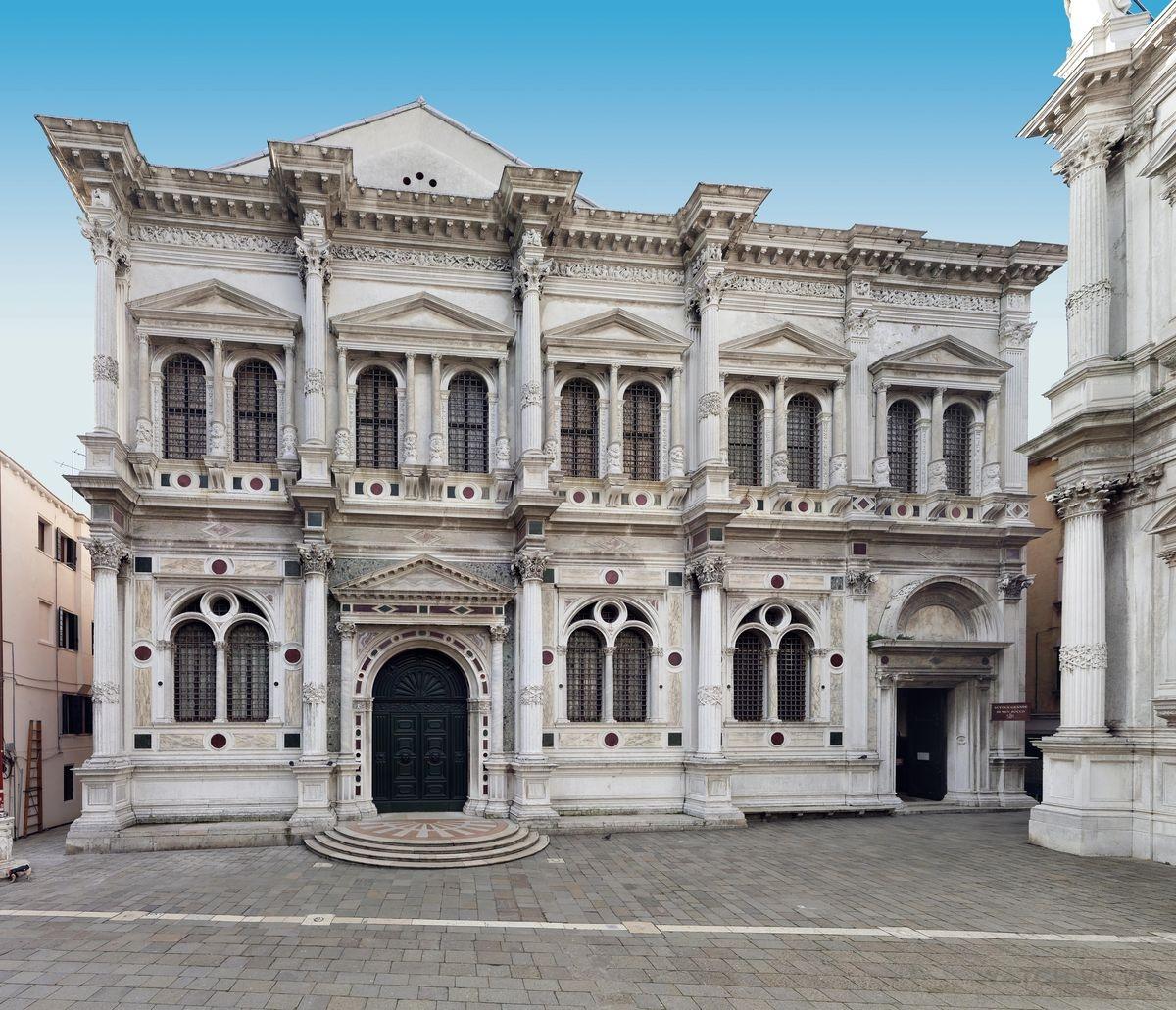 積家贊助威尼斯Grande di San Rocco聖洛克大會堂修復工程