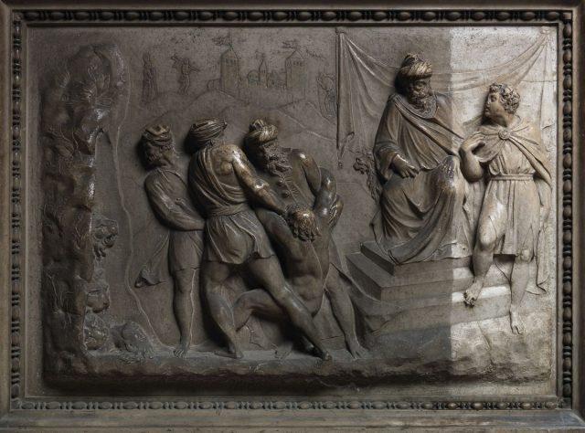 Vittore Carpaccio, Leone Marciano, Palazzo Ducale, Venezia
