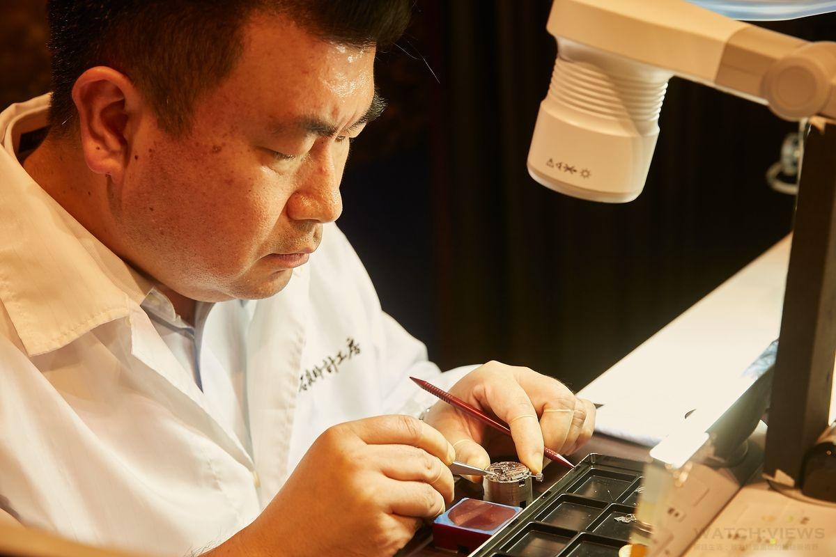 與現代名工對話 GRAND SEIKO首席組裝師平賀 聰專訪